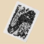 Torchon ARCACHON CAP FERRET