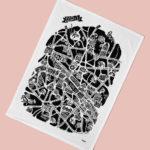 Torchon PARIS