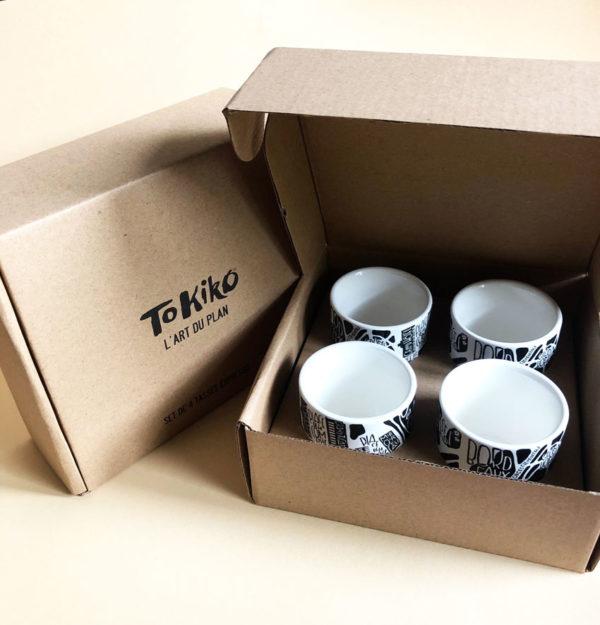tasse expresso cafe Tokiko