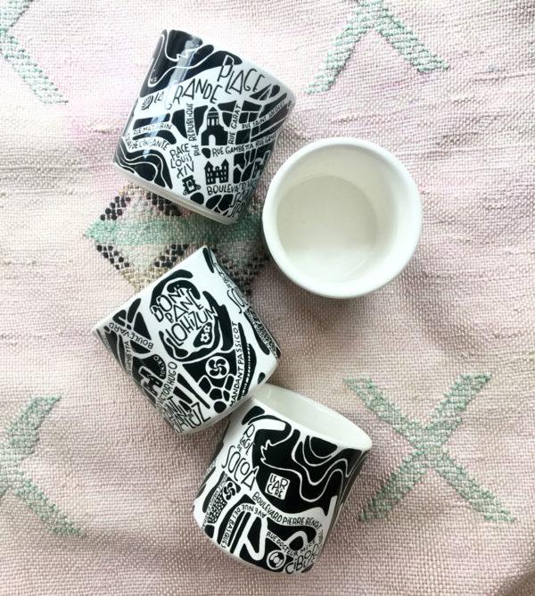 tasse expresso cafe saint jean de Luz